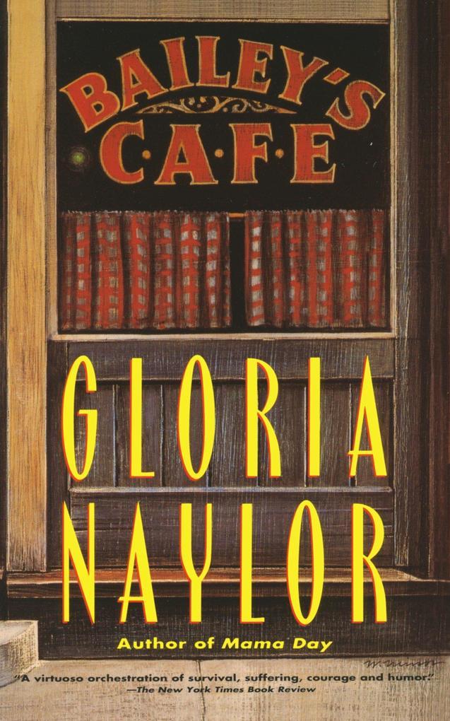 Bailey's Cafe als Taschenbuch