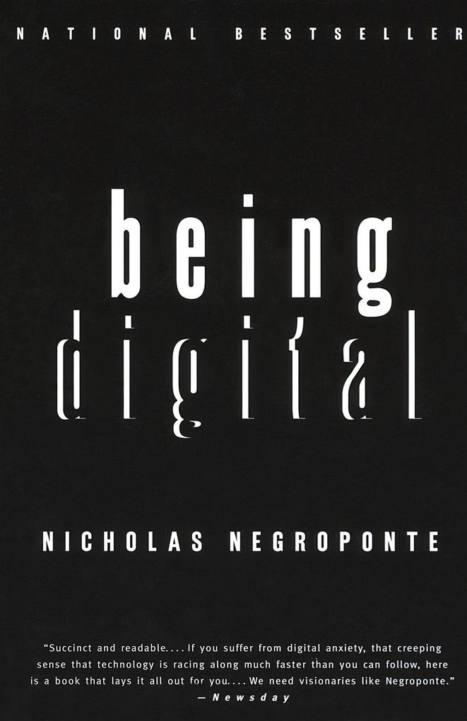 Being Digital als Taschenbuch