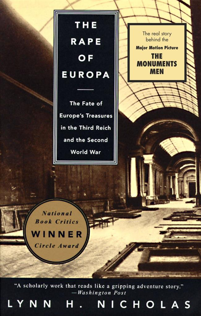 The Rape of Europa: The Fate of Europe's Treasures in the Third Reich and the Second World War als Taschenbuch