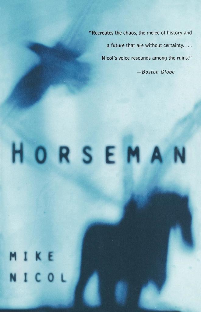 Horseman als Buch