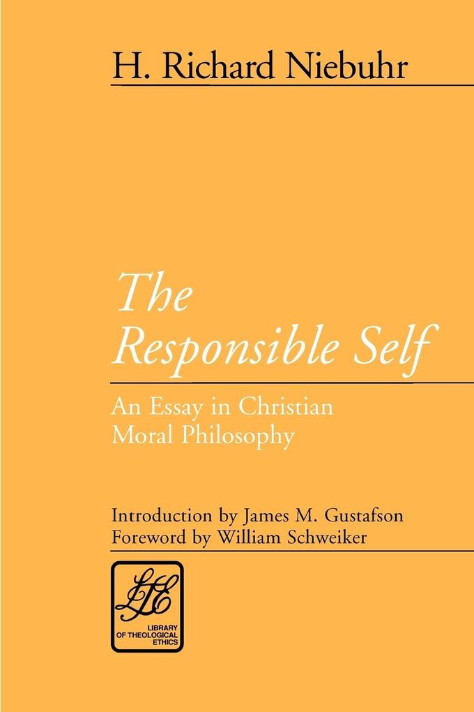 The Responsible Self als Buch