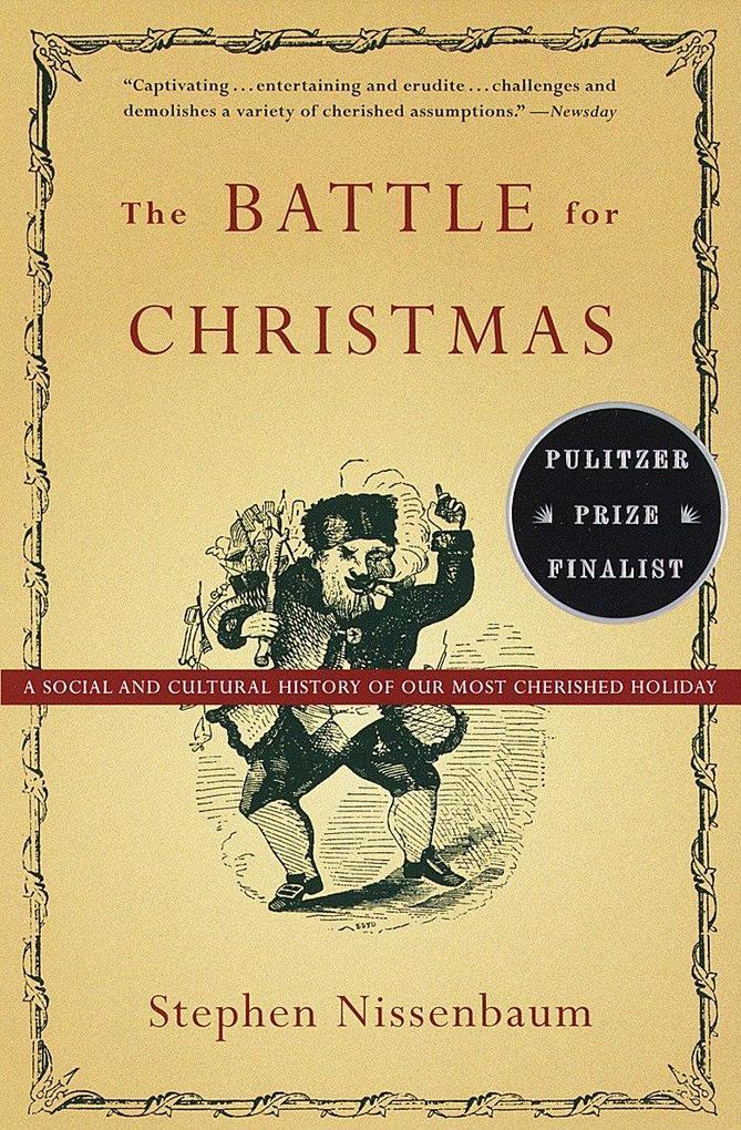 The Battle for Christmas als Taschenbuch
