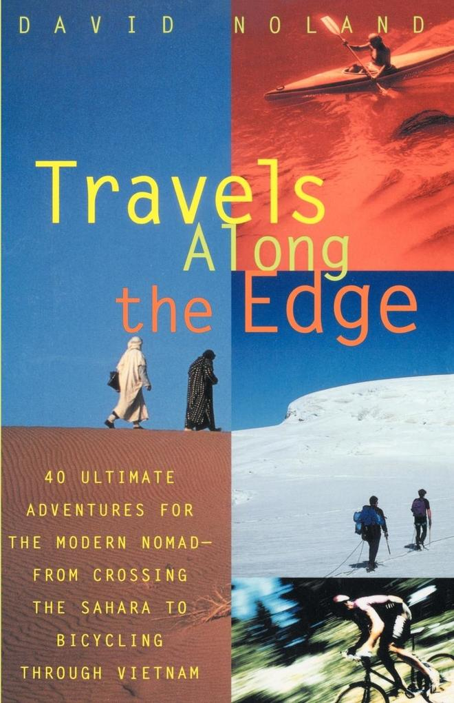 Travels Along the Edge als Taschenbuch