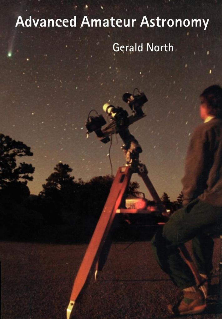 Advanced Amateur Astronomy als Buch
