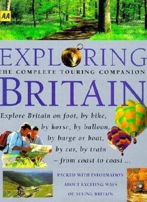 Exploring Britain als Taschenbuch