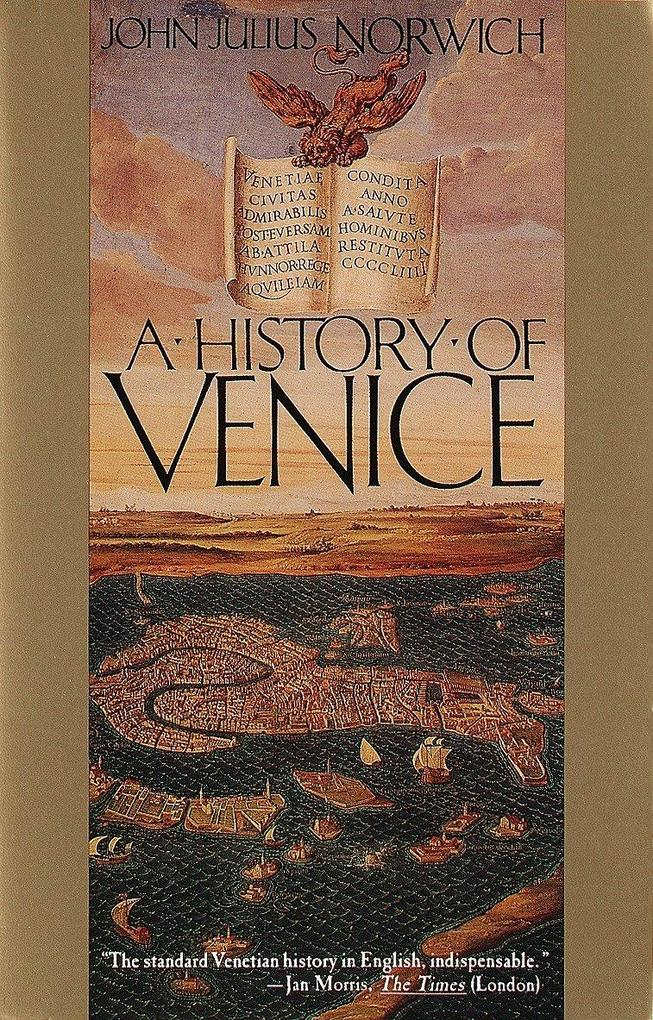A History of Venice als Taschenbuch