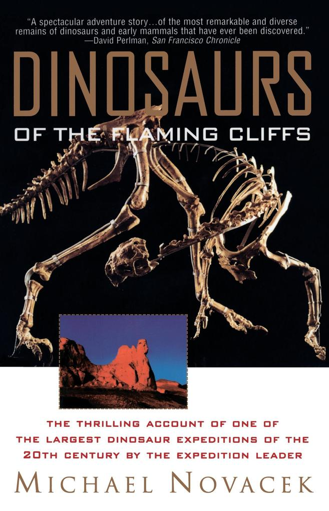 Dinosaurs of the Flaming Cliff als Taschenbuch