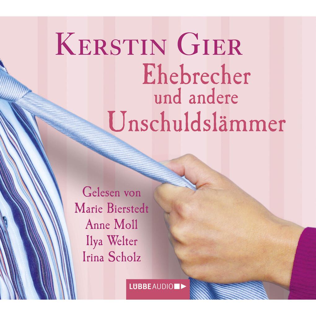 Ehebrecher und andere Unschuldslämmer als Hörbuch Download