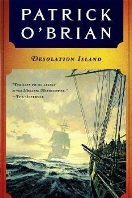 Desolation Island als Buch