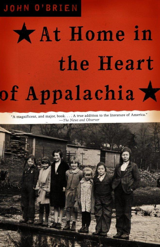 At Home in the Heart of Appalachia als Taschenbuch