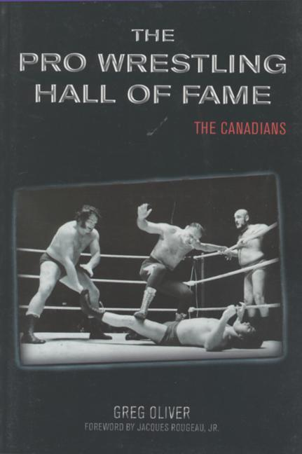 The Pro Wrestling Hall of Fame: The Canadians als Taschenbuch
