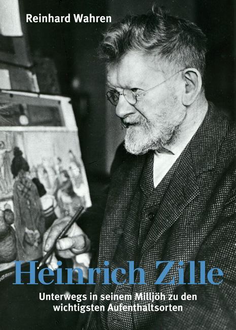 Heinrich Zille als Buch