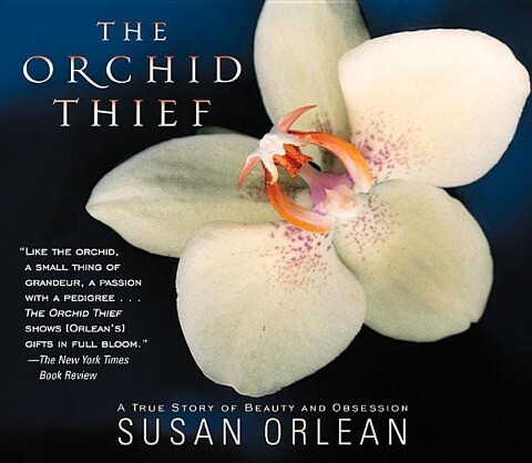 Orchid Thief als Hörbuch