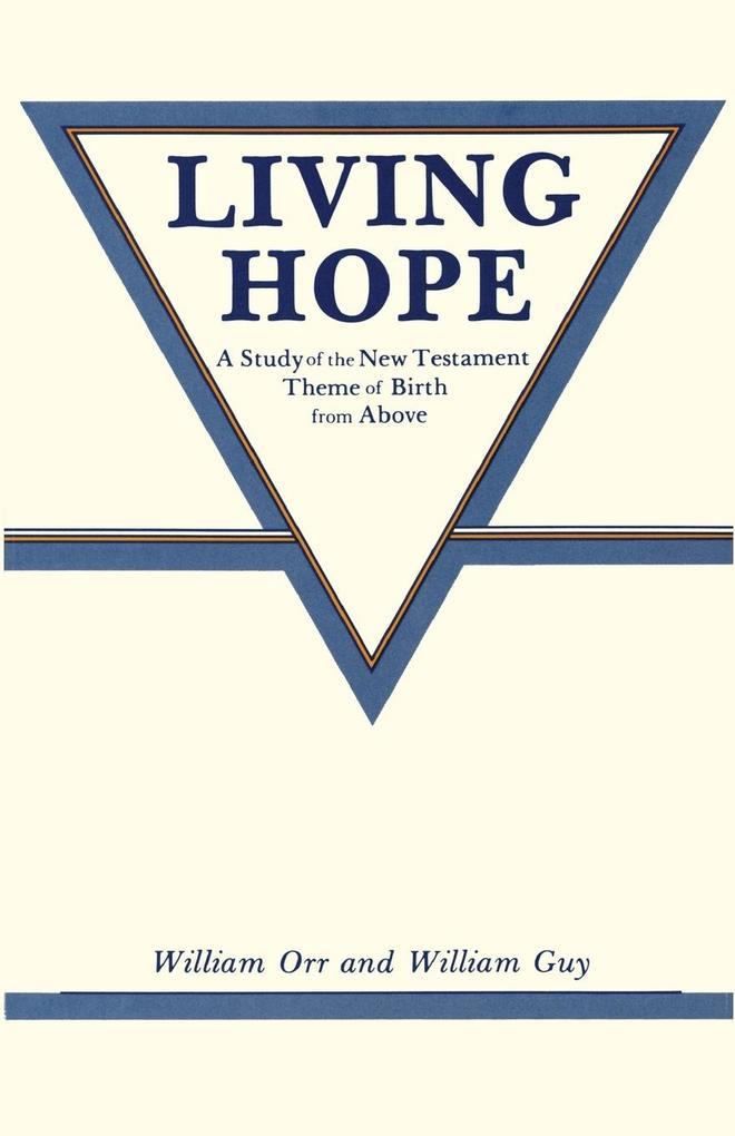 Living Hope als Taschenbuch