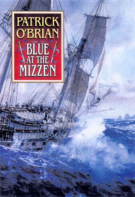 Blue at the Mizzen als Buch