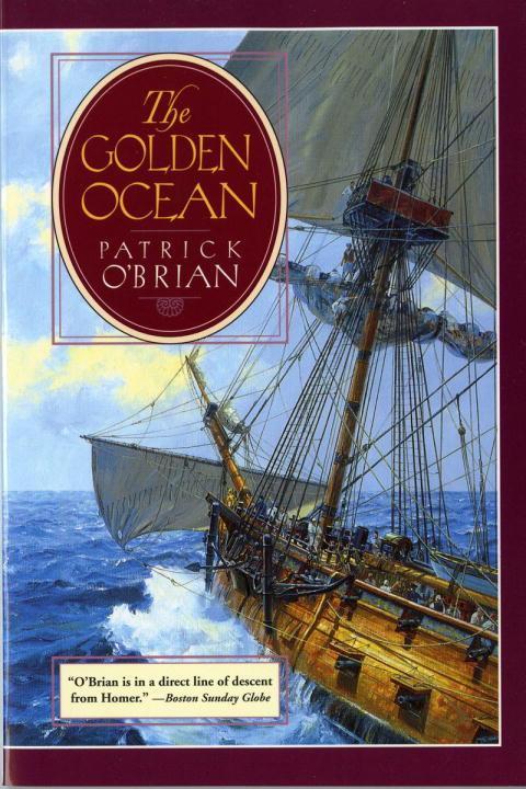 The Golden Ocean als Taschenbuch