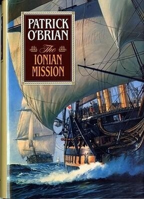 The Ionian Mission als Buch