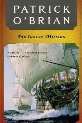 The Ionian Mission als Taschenbuch