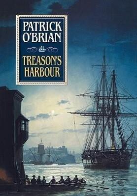 Treason's Harbour als Buch