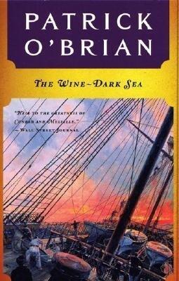 The Wine-Dark Sea als Taschenbuch