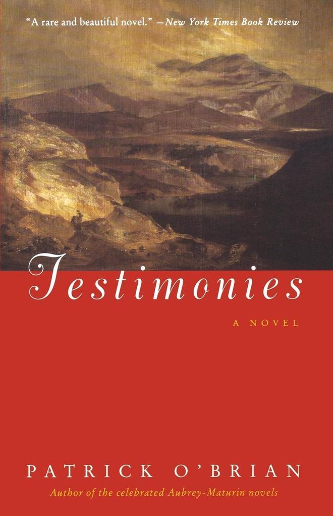 Testimonies als Taschenbuch