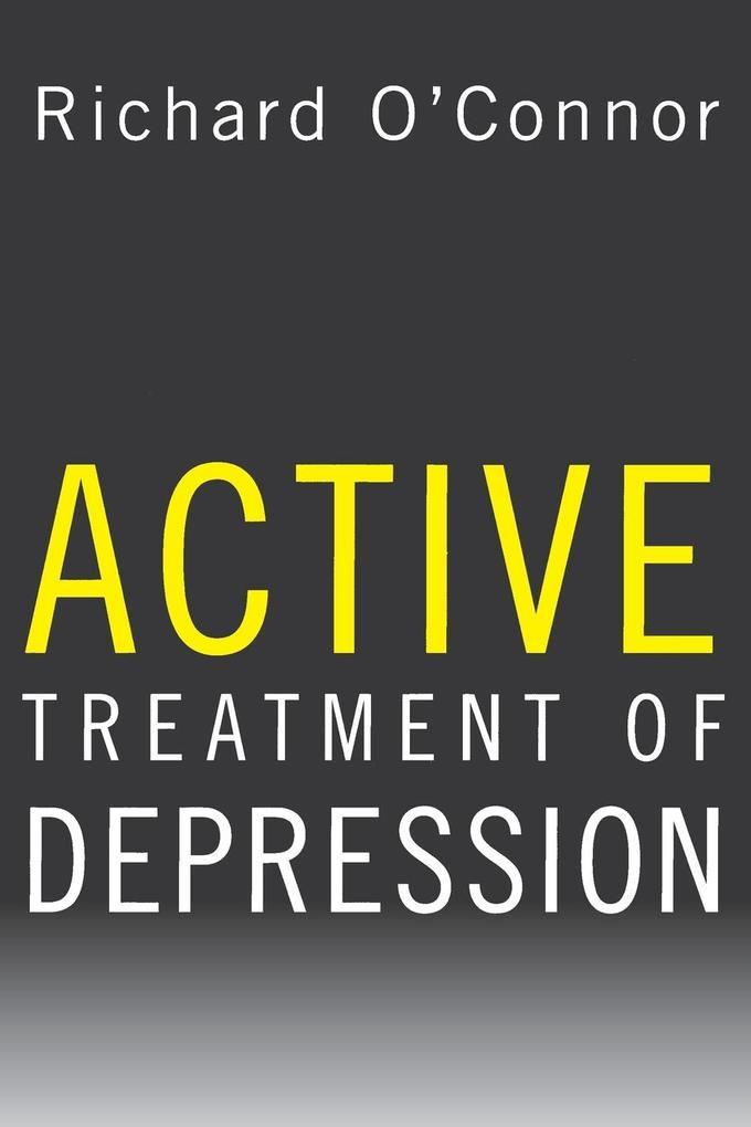 Active Treatment of Depression als Buch