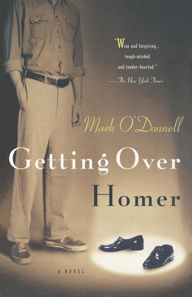 Getting Over Homer als Taschenbuch