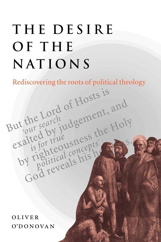 The Desire of the Nations als Buch