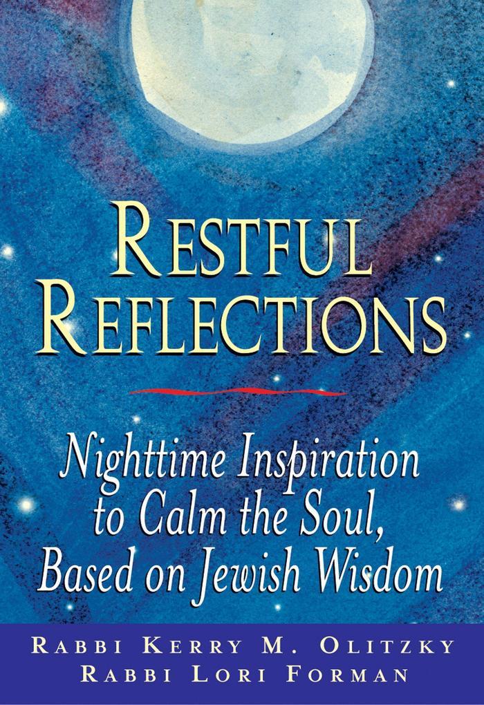 Restful Reflections als Taschenbuch