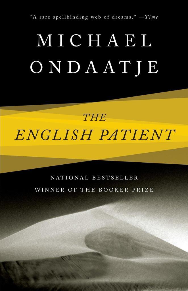 The English Patient als Taschenbuch