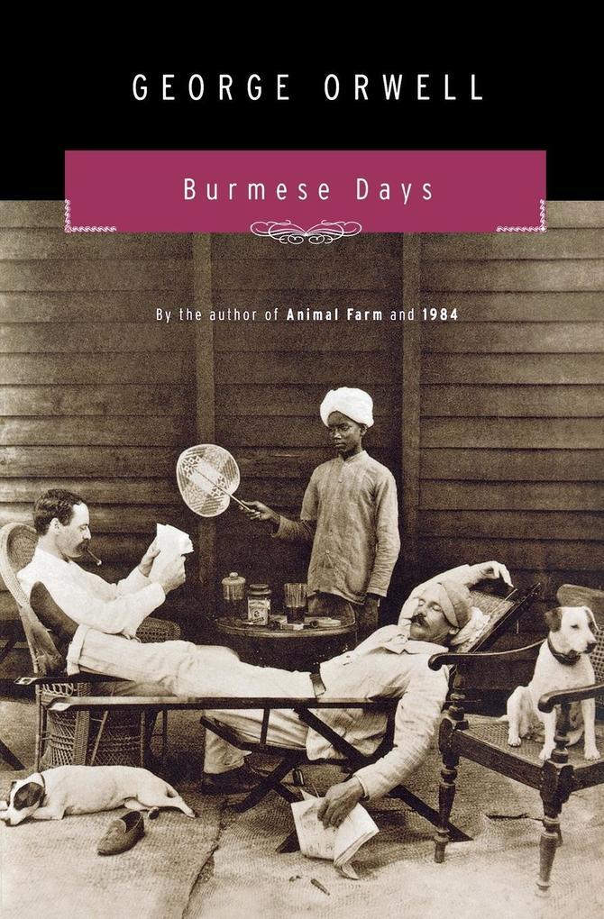 Burmese Days als Taschenbuch