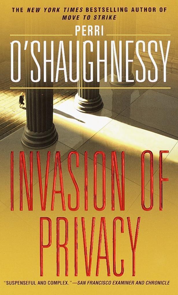 Invasion of Privacy als Taschenbuch