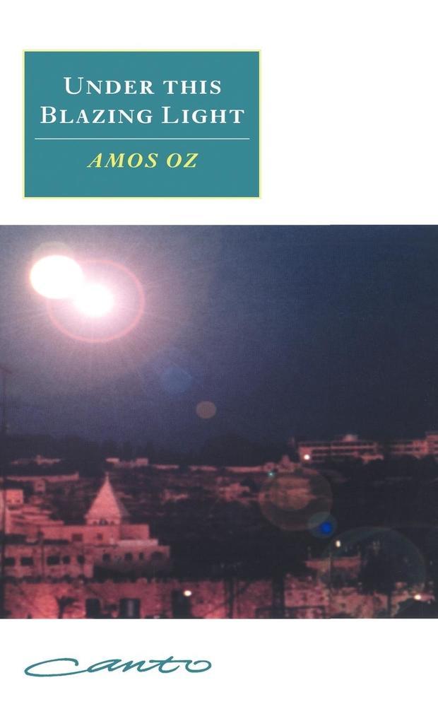 Under This Blazing Light als Buch