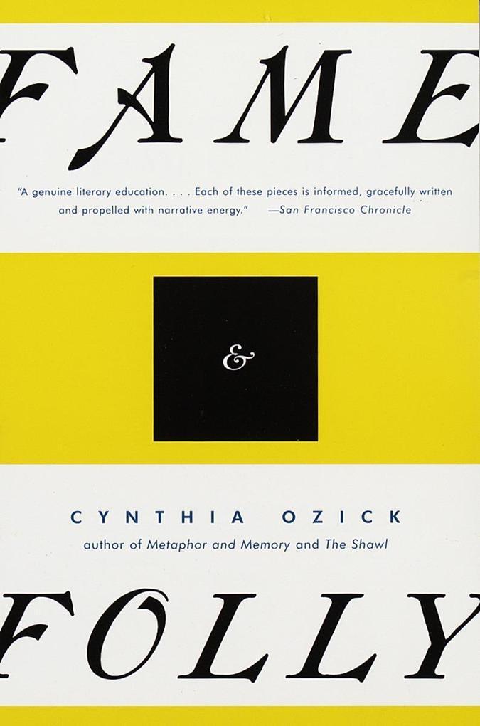 Fame & Folly: Essays als Taschenbuch