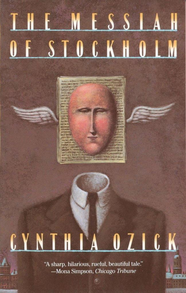 The Messiah of Stockholm als Taschenbuch