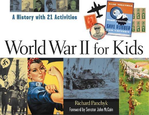 World War II for Kids als Taschenbuch