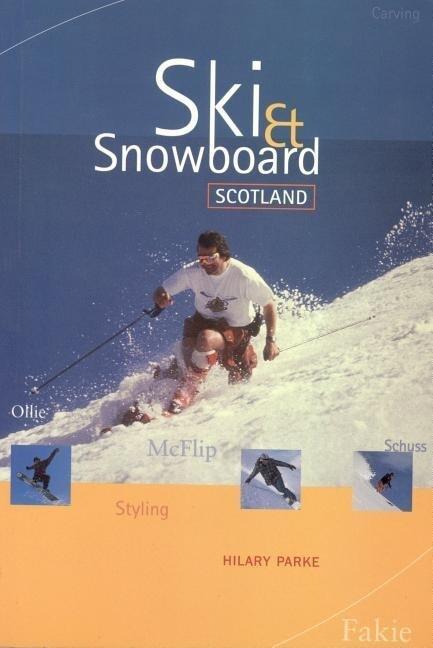 Ski & Snowboard Scotland als Taschenbuch
