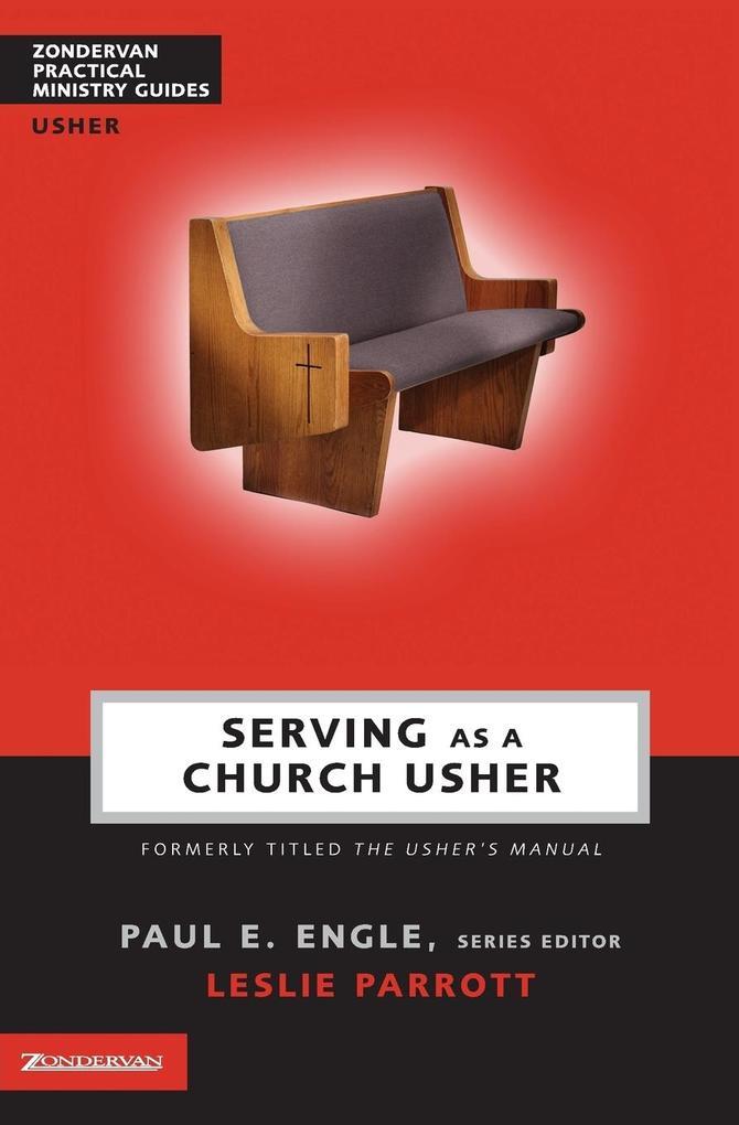 Serving as a Church Usher als Taschenbuch