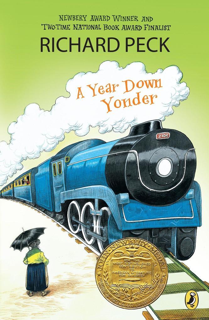 A Year Down Yonder als Taschenbuch