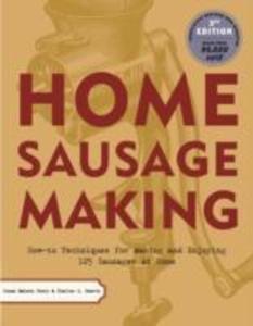 Home Sausage Making als Taschenbuch