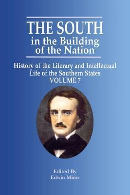 The South in the Building of the Nation: History of the Literary and Intellectual Life als Taschenbuch