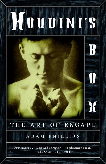 Houdini's Box: The Art of Escape als Taschenbuch