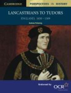 Lancastrians to Tudors: England 1450-1509 als Buch