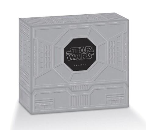 Star Wars: Frames. Boxed Set als Buch von George Lucas, LucasFilm Ltd.