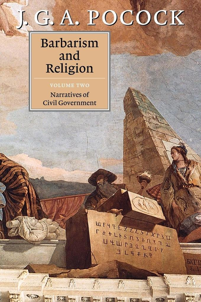 Barbarism and Religion als Buch