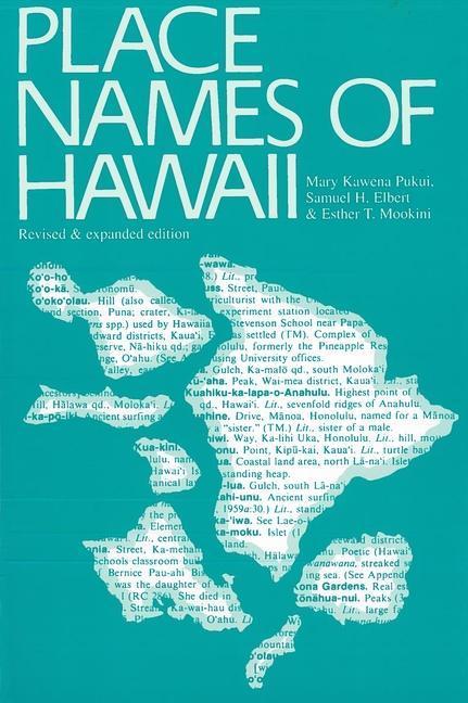 Place Names of Hawaii als Taschenbuch