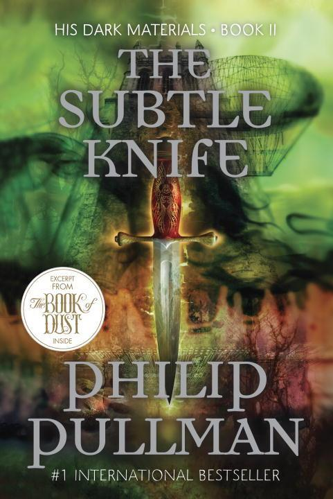 The Subtle Knife: His Dark Materials als Taschenbuch