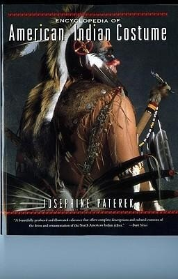 Encyclopedia of American Indian Costume als Taschenbuch