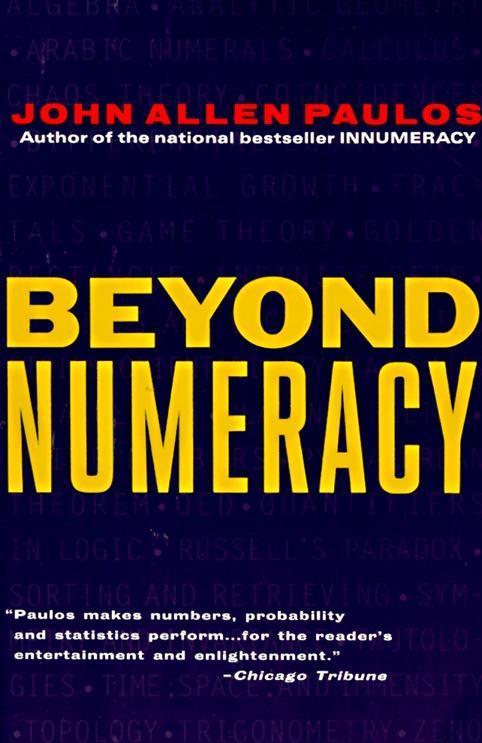 Beyond Numeracy als Taschenbuch