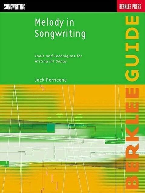 Melody in Songwriting als Taschenbuch